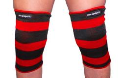 Red Crusher 2 Ply Knee or Elbow Sleeve
