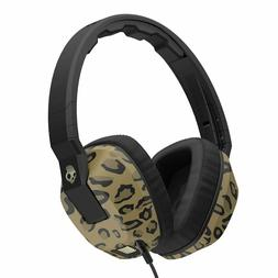 SkullCandy SGSCGY132 Crusher Headphones with Built-in Amplif