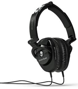 Skullcandy Skullcrusher Headphones  - Black Pinstripe