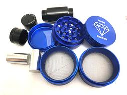 Smart Crusher 50mm Five Piece Pollen Herb Grinder/Cnc Pollen