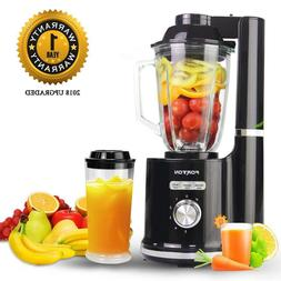 High Speed Vacuum Food Processor Juice Smoothie Jar Mixer Bl