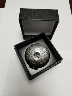 Star Wars Death Star Grinder Aluminum Herb Spice Crusher 3pa