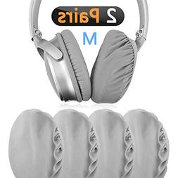 Stretchable Fabric Headphone Earpad Covers / Washable Sanita