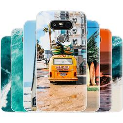 Dessana Surf TPU Silicone Protective Cover Phone Case Cover