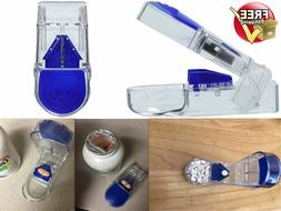 Apex Ultra Pill Cutter - Pill Splitter With Retracting Blade
